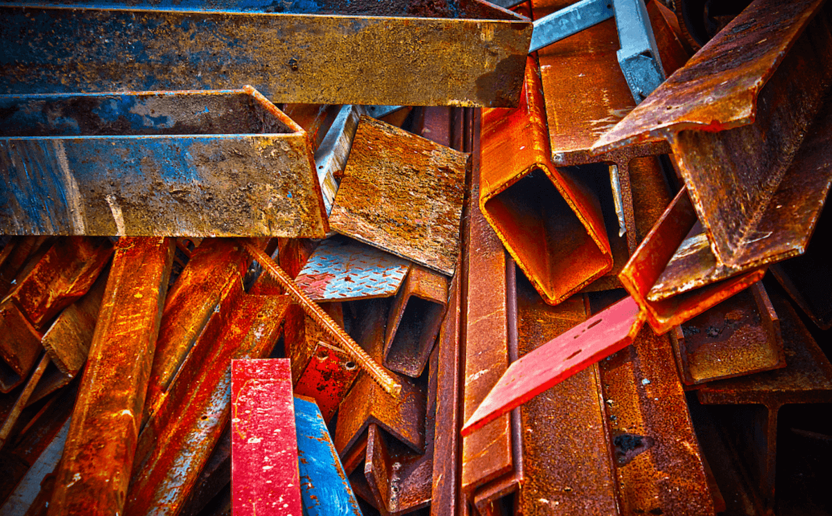 metal recycling brighton